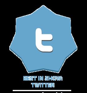 Best in Show: Twitter