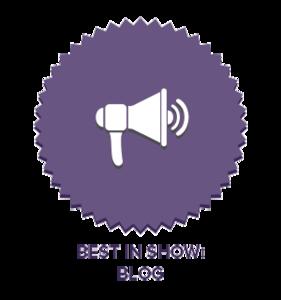 Best in Show: Blog